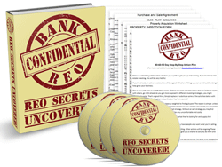 Bank REO Confidential product display 250 Foreclosure Overages