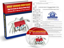 Wrap around mortgage product display 250 Foreclosure Overages