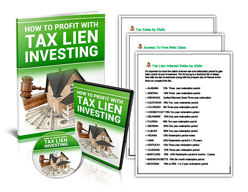 Tax Lien Investing — Creating Wealth Club
